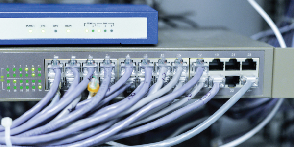 Parallel Network Security from USAT