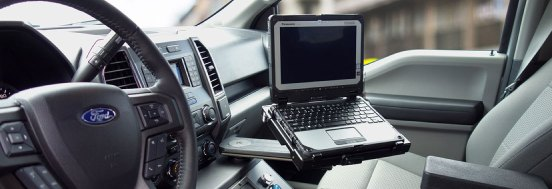 Panasonic Toughbook in Public Safety Applications