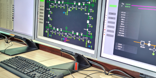 Scada Systems for Electric Utilities
