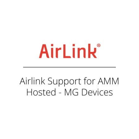 Airlink Support for AMM Hosted - MG Devices 9010184-9010352-9010354