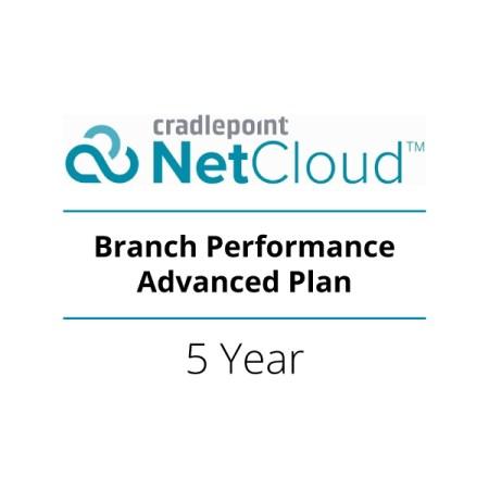 NetCloud Branch Performance Advanced Plan (5-Year)   BD5-NCADV