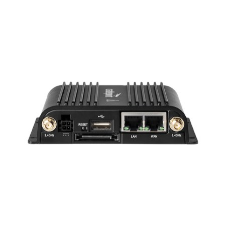 Cradlepoint IBR650C Router | No WiFi