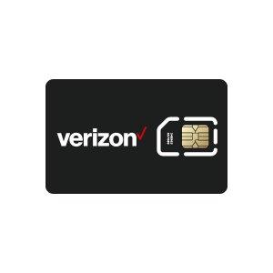 Verizon LTE Sim Card 2FF