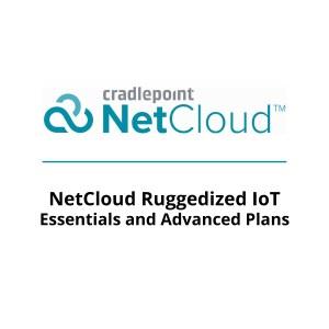 NetCloud Ruggedized IoT Essentials Plan and Advanced Plans