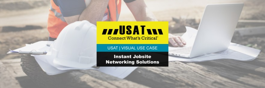 Instant Construction Site Networking