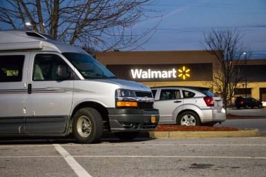 Walmart Camping, Madison, GA 30650