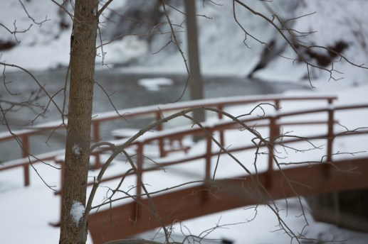 Holley Falls, Holley, NY. www.usathroughoureyes.com