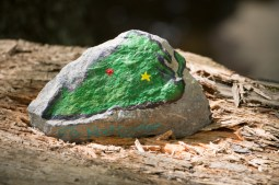 Blue Ridge Parkway - Painted Rock. www.usathroughoureyes.com