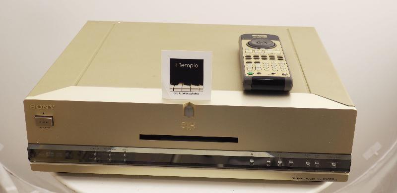√ Lettore Dvd Sony Dvp-9000es Occasione Usato Garantito - Codice 233131