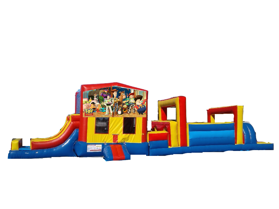81191d2f364 2 Lanes Combo Jumper + Obstacle Game – Toy Story – $350/day | USA ...