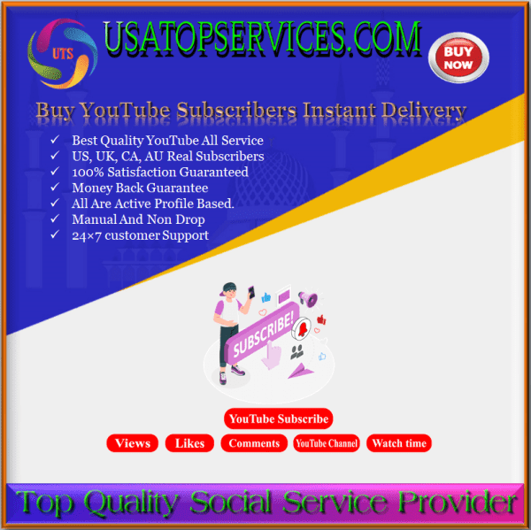 Buy-YouTube-Subscribers-Instant-Delivery