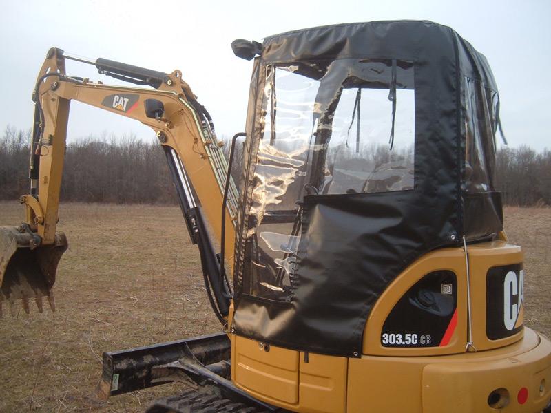 USA Tractor Cabs mini excavator cabs