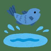 【社会システム】川魚は、森から降ってくる「昆虫の量」で「個体差が激変」する、つまり・・