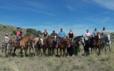Laurel Saddle Club