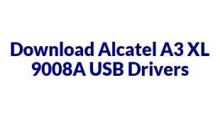 Alcatel A3 XL 9008A
