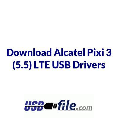 Alcatel Pixi 3 (5.5) LTE