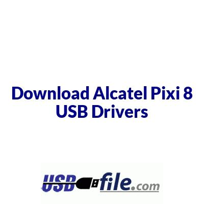 Alcatel Pixi 8