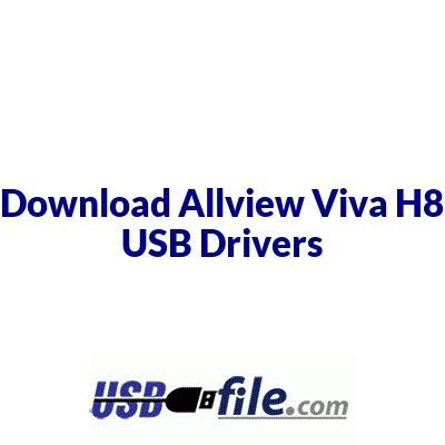 Allview Viva H8