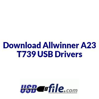 Allwinner A23 T739