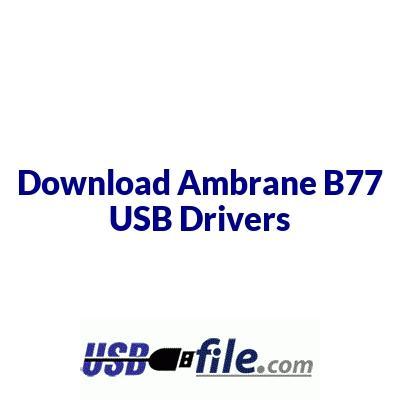 Ambrane B77