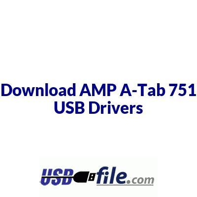 AMP A-Tab 751