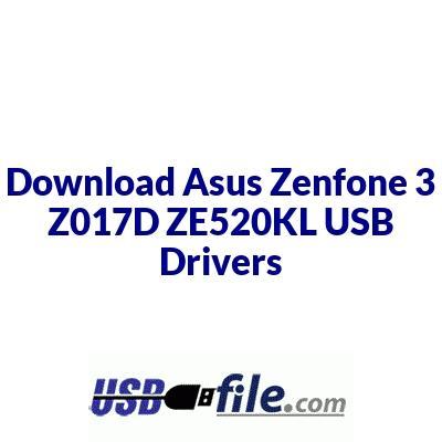 Asus Zenfone 3 Z017D ZE520KL