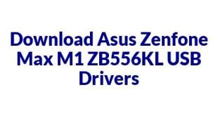 Asus Zenfone Max M1 ZB556KL