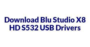 Blu Studio X8 HD S532