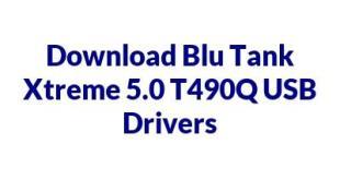 Blu Tank Xtreme 5.0 T490Q