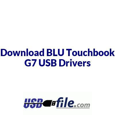 BLU Touchbook G7