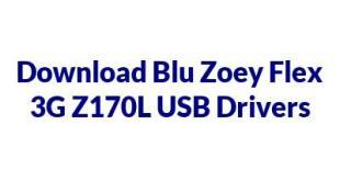 Blu Zoey Flex 3G Z170L
