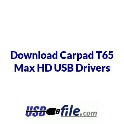 Carpad T65 Max HD