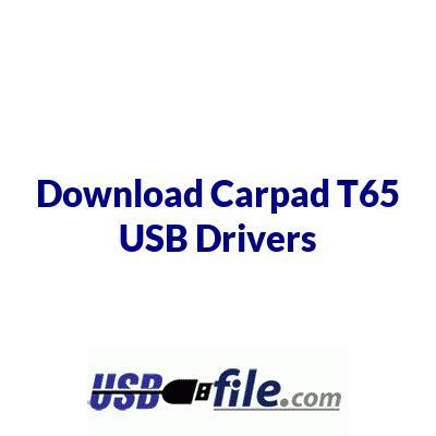 Carpad T65