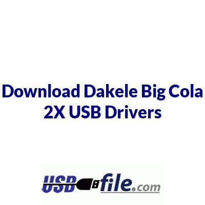 Dakele Big Cola 2X