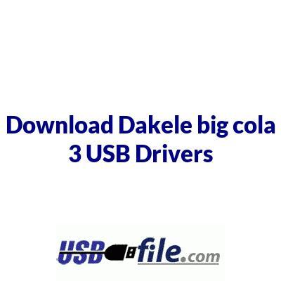 Dakele big cola 3