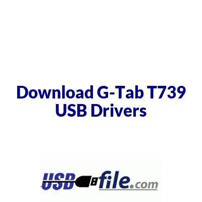 G-Tab T739