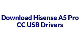 Hisense A5 Pro CC