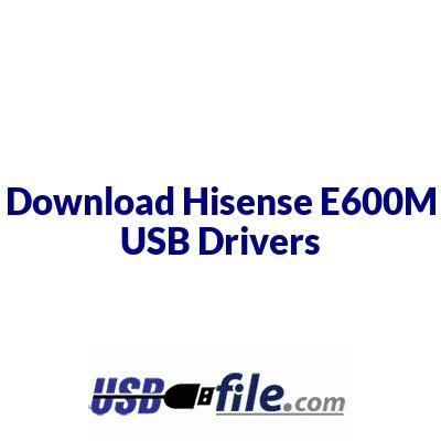 Hisense E600M