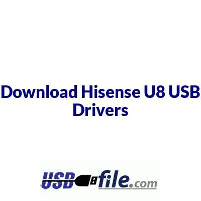 Hisense U8