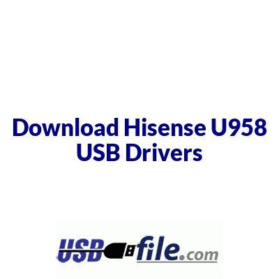 Hisense U958