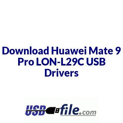 Huawei Mate 9 Pro LON-L29C
