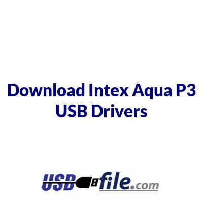 Intex Aqua P3