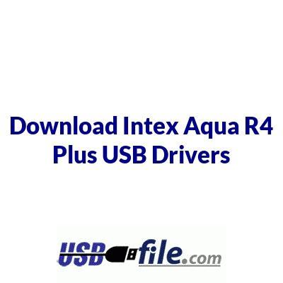 Intex Aqua R4 Plus
