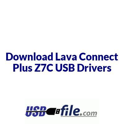 Lava Connect Plus Z7C