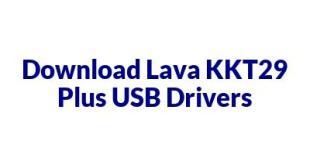 Lava KKT29 Plus