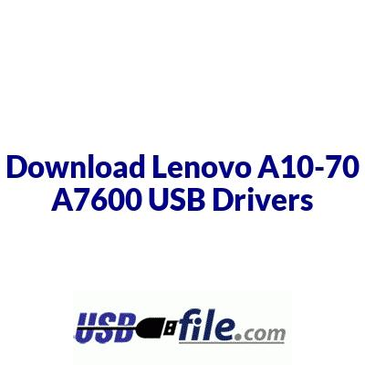 Lenovo A10-70 A7600