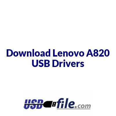 Lenovo A820