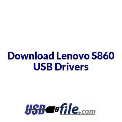 Lenovo S860