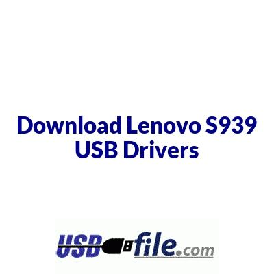 Lenovo S939