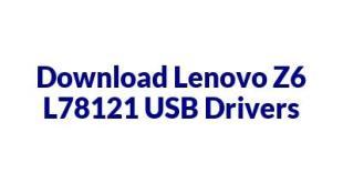 Lenovo Z6 L78121